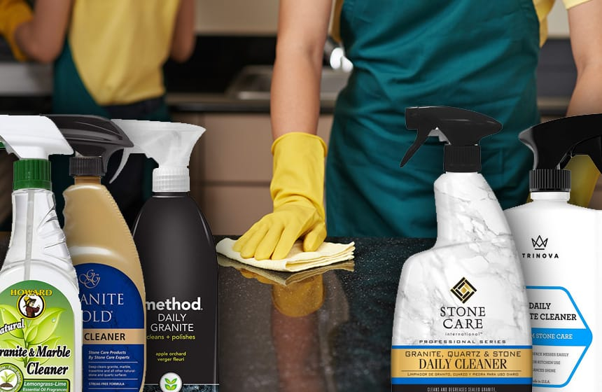 Best Cleaner for Granite Countertops