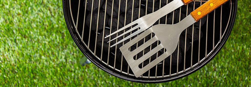 Clean Charcoal Grill Grates