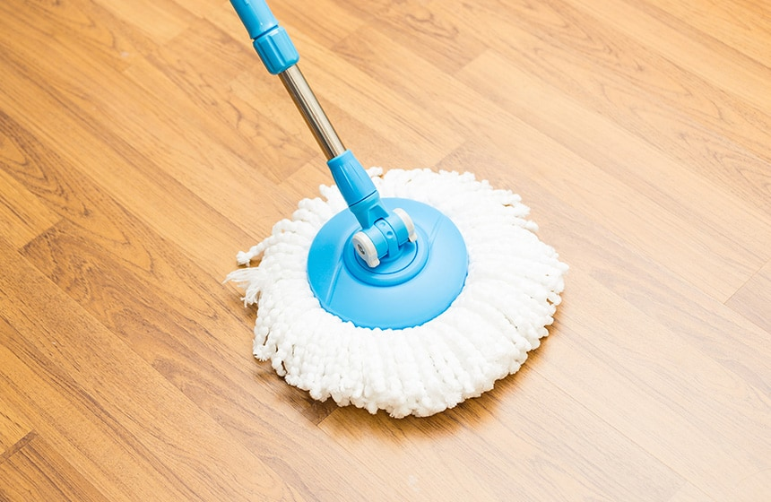 What Can You Use to Clean Laminate Floors?