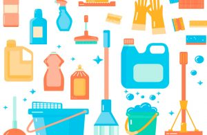 Kitchen Cleaning Supplies List: 8 Must-Have Items